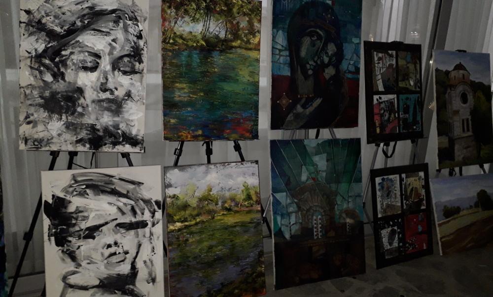 """Изложба """"Карпино 2019"""" на Меѓународната ликовна колонија"""