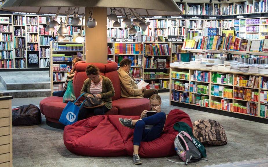 Книгите коишто се читаат се клучен фактор дали една личност ќе е успешна или нe