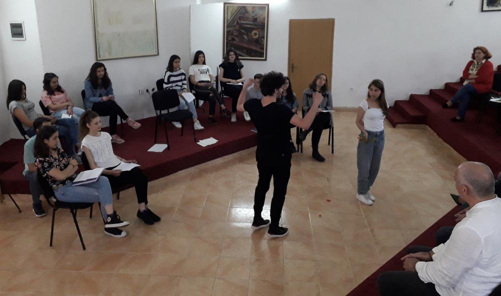Во Пелинце се одржа првата летна школа за поезија, проза и драма