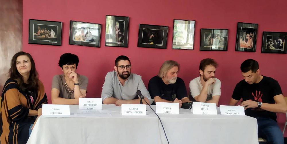 """Премиера на """"Макбет"""" во Кумановскиот театар"""