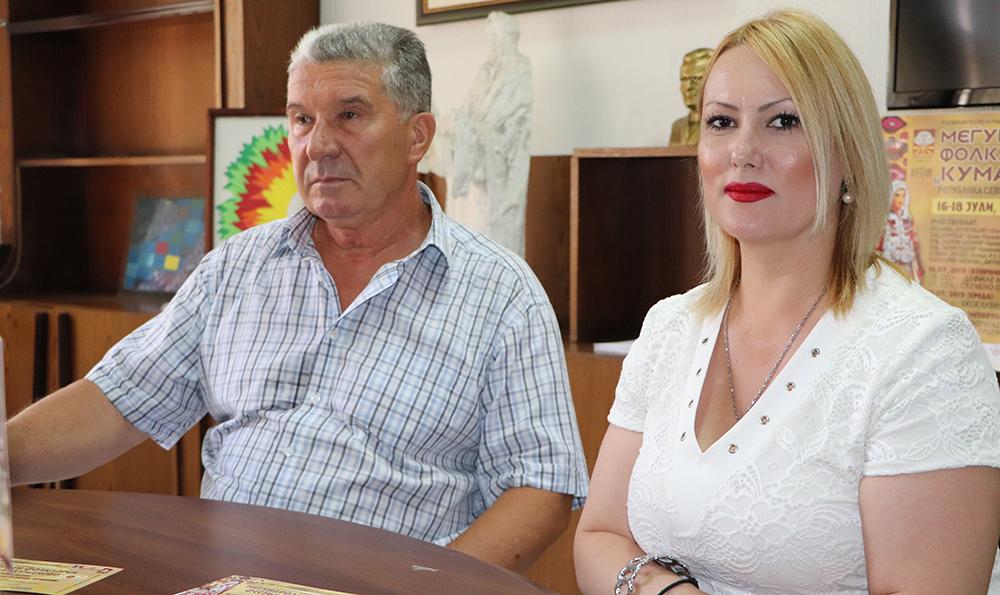 """Во вторник започнува тридневниот Меѓународен фолклорен фестивал """"Куманово"""""""