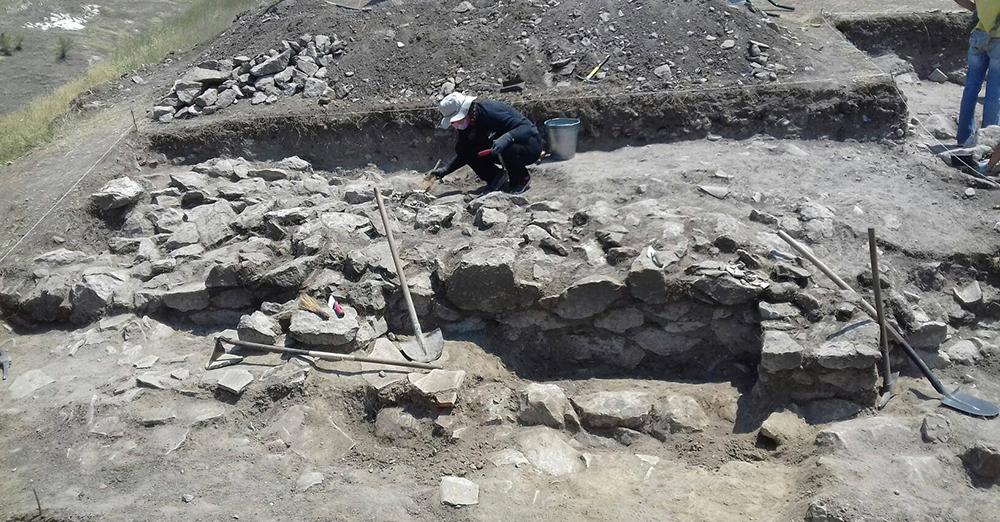 Продолжува ископувањето на локалитетот Градиште во Младо Нагоричане, кој датира од 4-3 век пр.н.е.