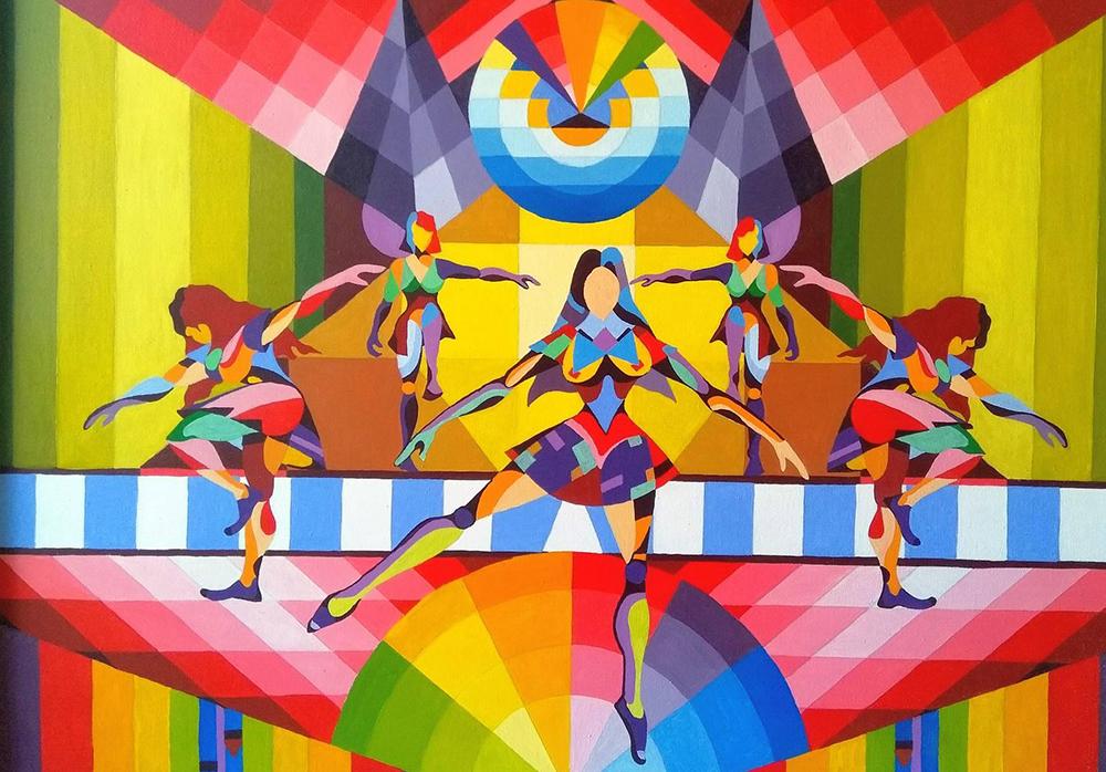 Ретроспективна изложба на Мирослав Трендафиловски во Центарот за култура