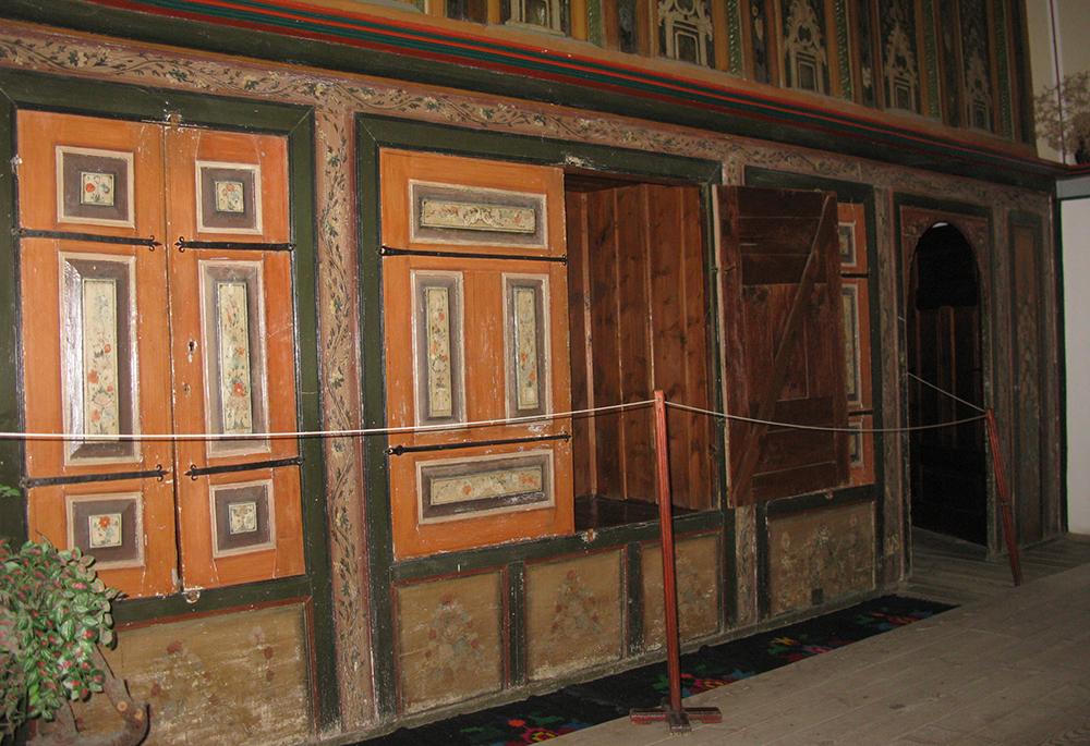 Јане Сандански се криел во тајна соба во најубавата куќа на Грк од Мелник