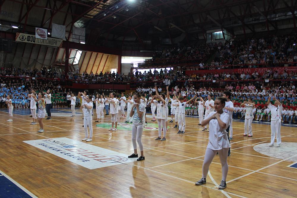 """Училиштето """"Браќа Миладиновци"""" прослави 65 годишен јубилеј (галерија)"""