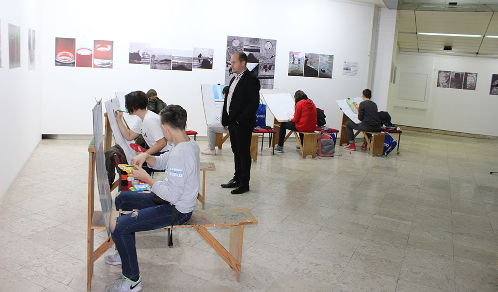 Детска ликовна и литературна работилница ќе се одржи во Центарот за култура