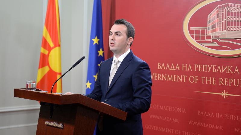 Министерот Арбер Адеми позитивен на ковид-19