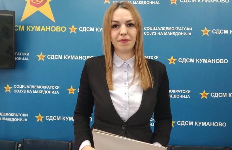 Над 5200 члена се реевидентирале во кумановското СДСМ