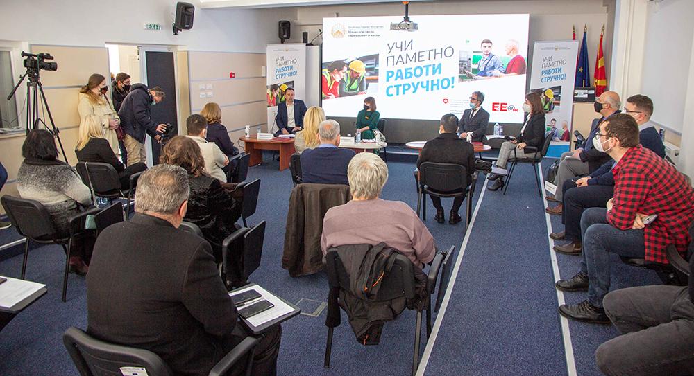Во Крива Паланка се одржа средба за унапредување на средното стручно образование