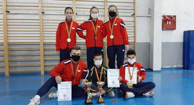 Кривопаланечките пингпонгари победници во јуниорската лига