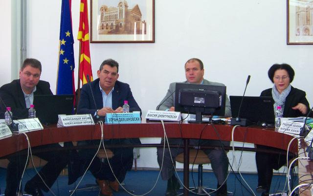 Александар Арсиќ нов претседател на Советот