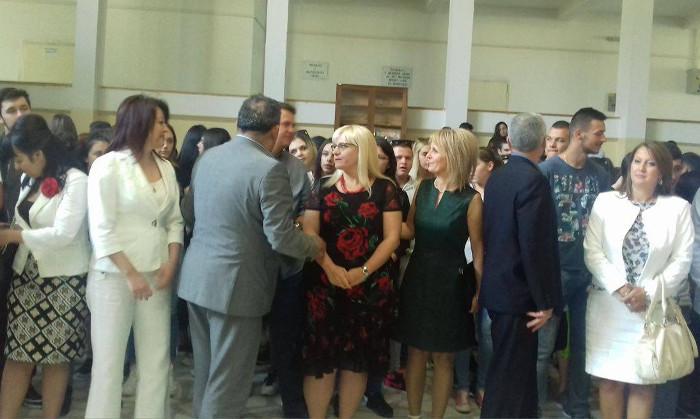 Дамјановски побара повеќе вложувања во образованието