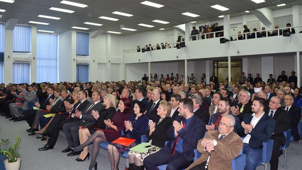 Куманово прослави 73 години од ослободувањето