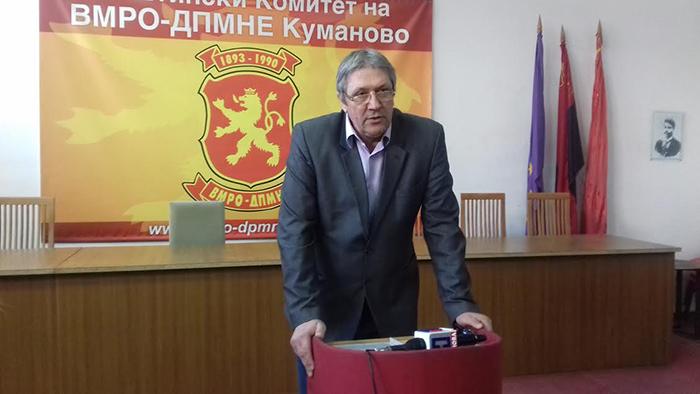 Подобрување на хигиената во општината, вети Петковски