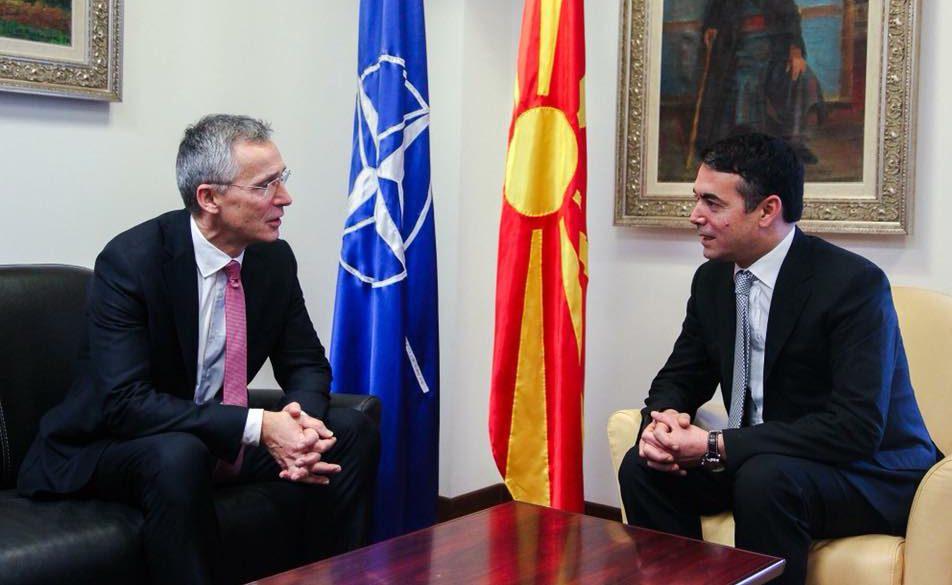 Македонија доби покана за членство во НАТО