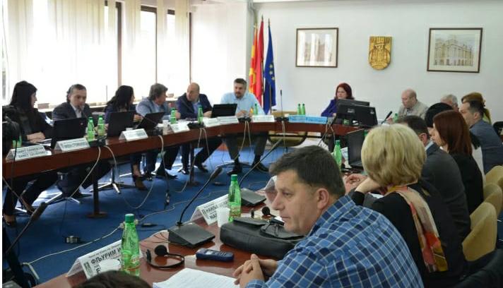 Советнички прашања на 25. седница на Совет