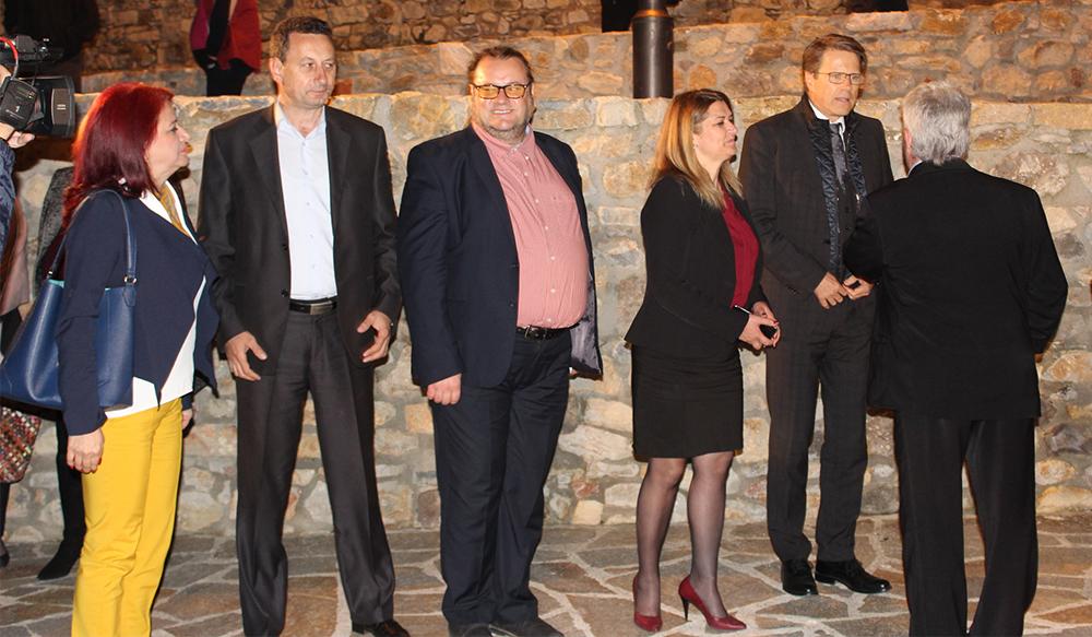 Евроамбасадорот Жбогар во посета на Старо Нагоричане