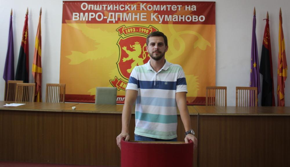 Изборниот штаб на СДСМ претворен во магацин на ланч бар, обвини ВМРО-ДПМНЕ