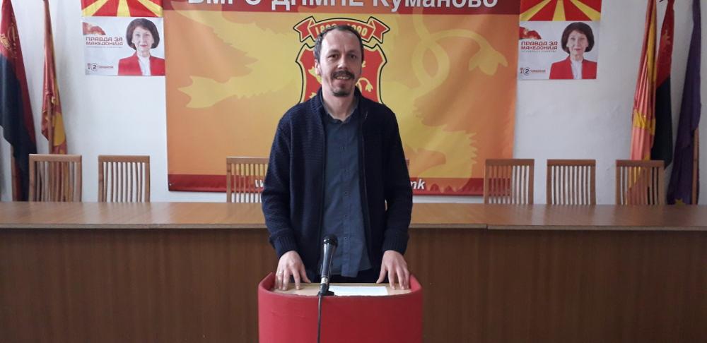 СДСМ врши партиски реваншизам врз нашите членови, обвини Петрушевски