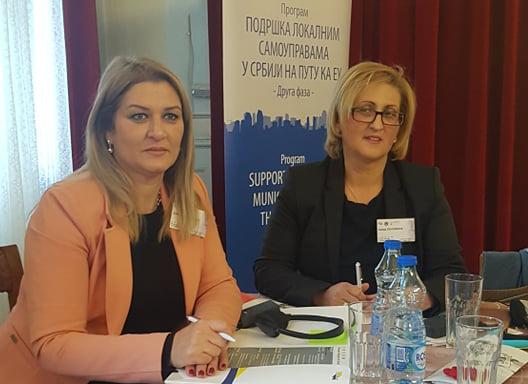 Јовановска на Форум на градоначалнички од Југоисточна Европа во Сомбор