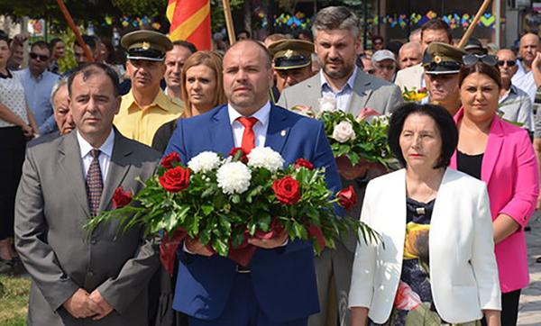 Да се обединиме за иднината на нашата земја, порача Димитриевски од прославата на Денот на независноста