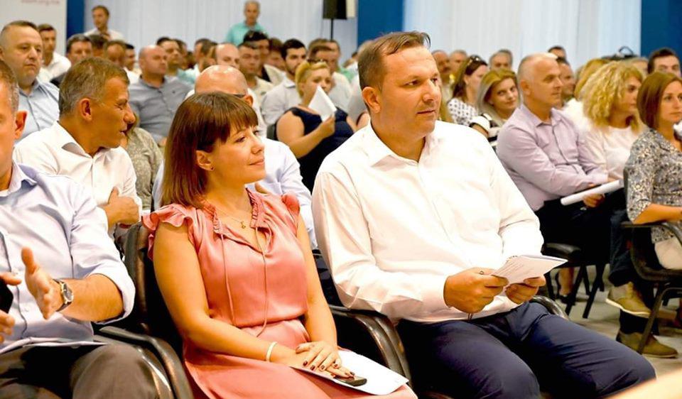 Оливер Спасовски потпретседател на СДСМ