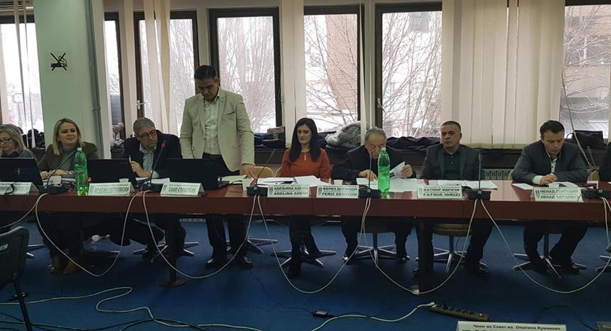 Сашо Стошевски нов член на Советот на Општината