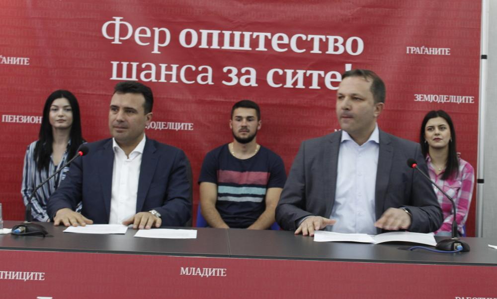 Куманово ќе го добие местото што го заслужува, порача премиерот Заев