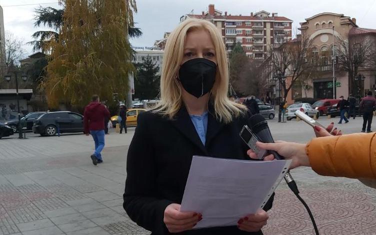 Оваа власт се грижи за лицата со попреченост, кажа Арсовска