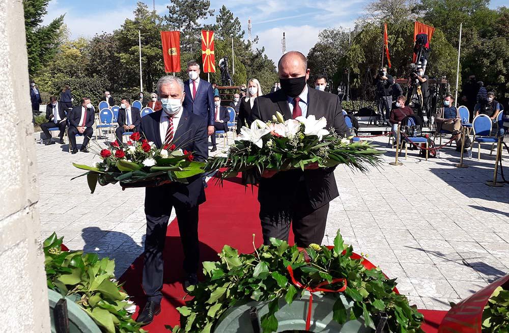 Димитриевски: Куманово е ослободено на 11 Ноември од македонските партизани