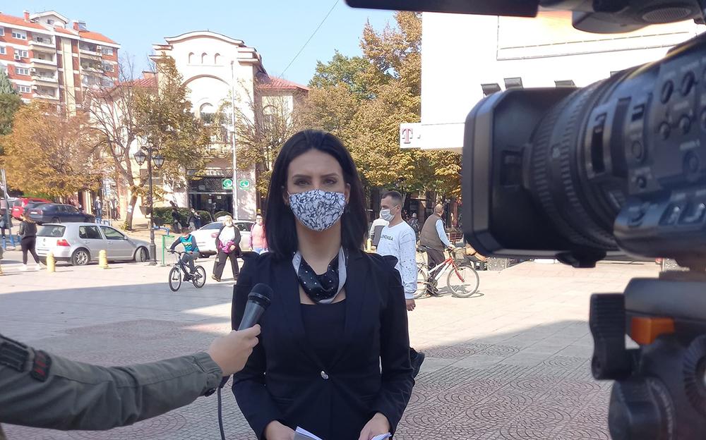СДСМ е партија која се стреми за родова рамноправност, кажа советничката Николиќ
