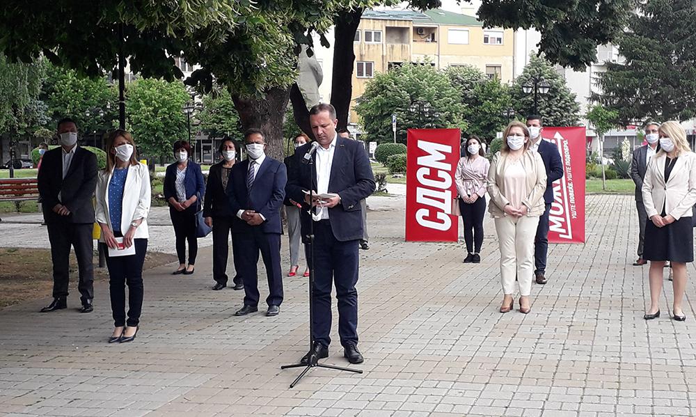 Премиерот Спасовски негативен, но ќе седи во самоизолација