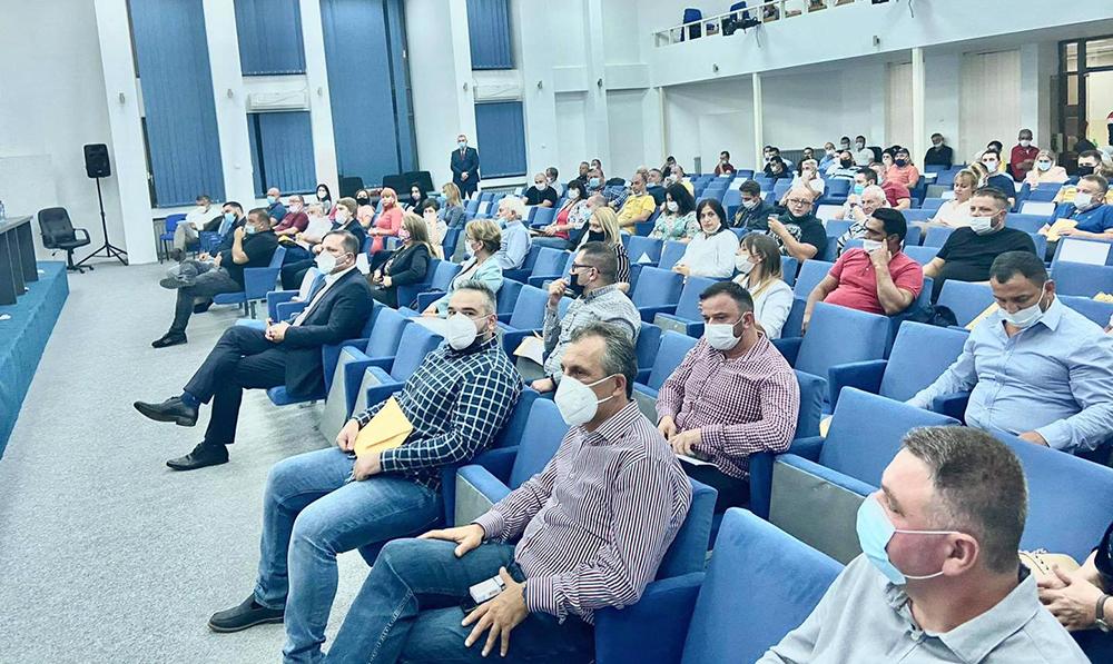 Кумановските социјалдемократи избраа конгресни делегати за наредните 4 години