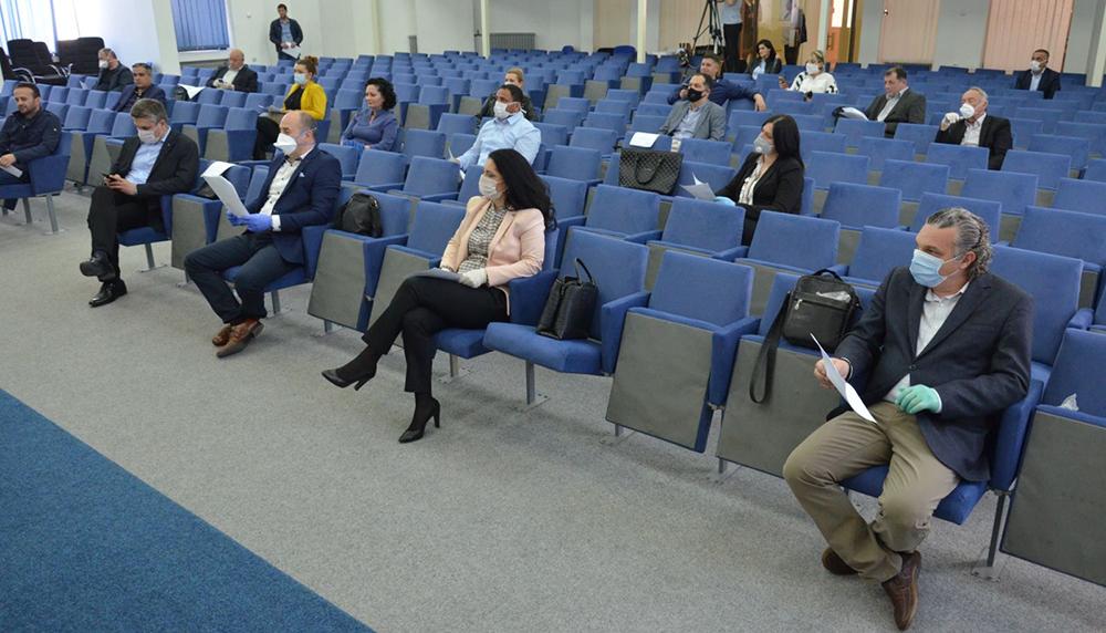 Советниците утре ќе одлучуваат за задолжување на Општина Куманово