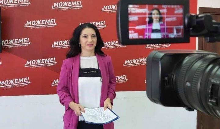 Тодоровска: Успешно се спроведува наставата во училиштата во Куманово