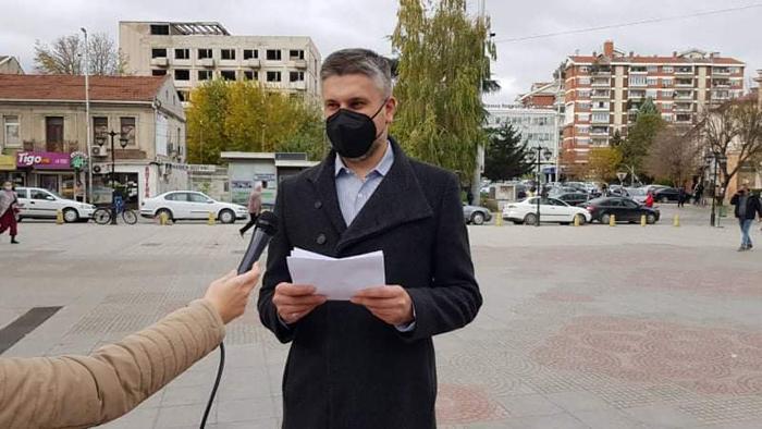 Илиќ: Со ребаланс на буџетот Општината одвои средства за изградба на инфраструктура за мобилната болница