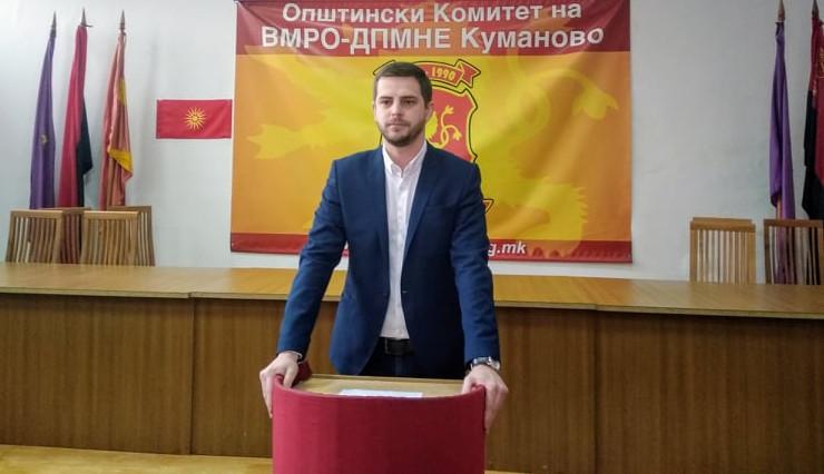ВМРО-ДПМНЕ бара Општината да не наплаќа паркинг кај Градскиот базен
