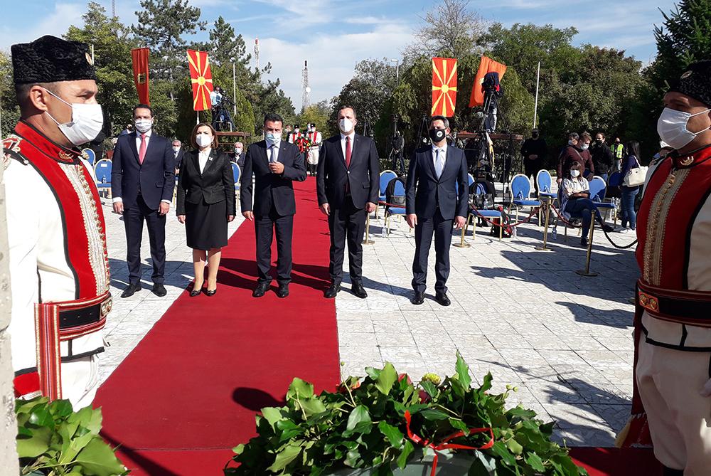 Заев: Борбата на сегашните генерации е да обезбедиме развиена, безбедна и силно меѓународно интегрирана држава