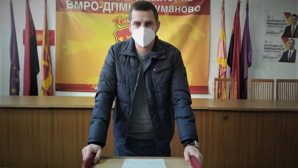 Заради неодговорноста на локалната власт кумановци ќе плаќаат поскапа вода, рече Давидовиќ