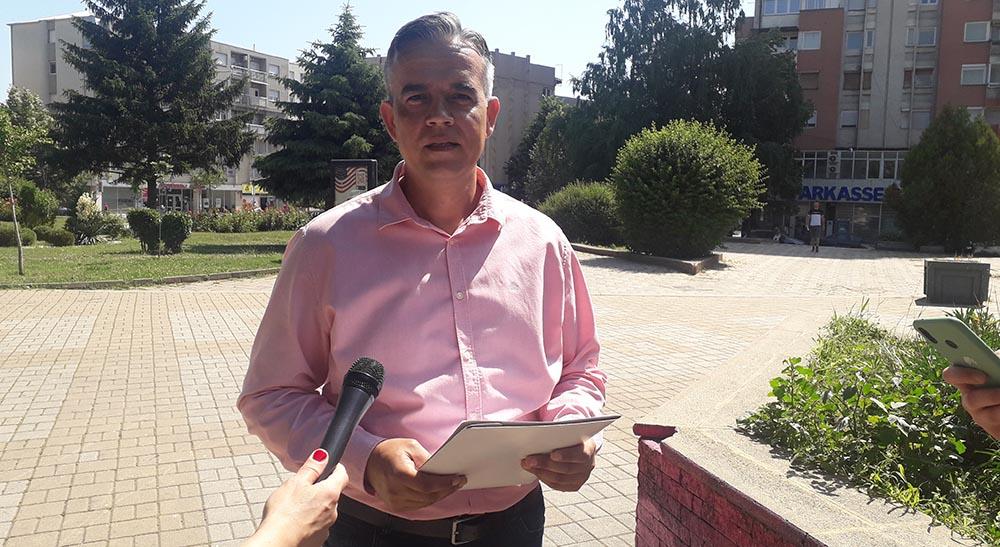 Каде е новиот цевковод од 18,5 километри што власта го вети на Куманово, праша советникот Стошевски