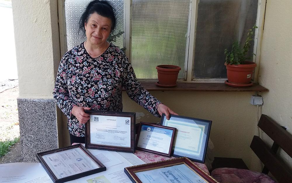 Петрунка Пепи Илиевска, патронажна сестра, две децении помага и носи радост на мајките и бебињата