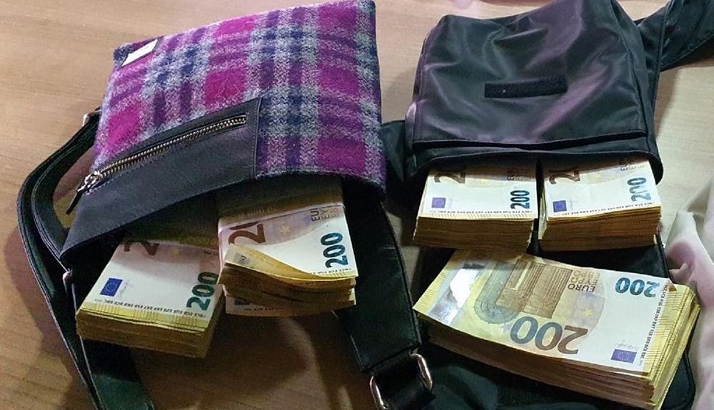 148 илјади евра одземени на македонски државјанин на преминот Прешево