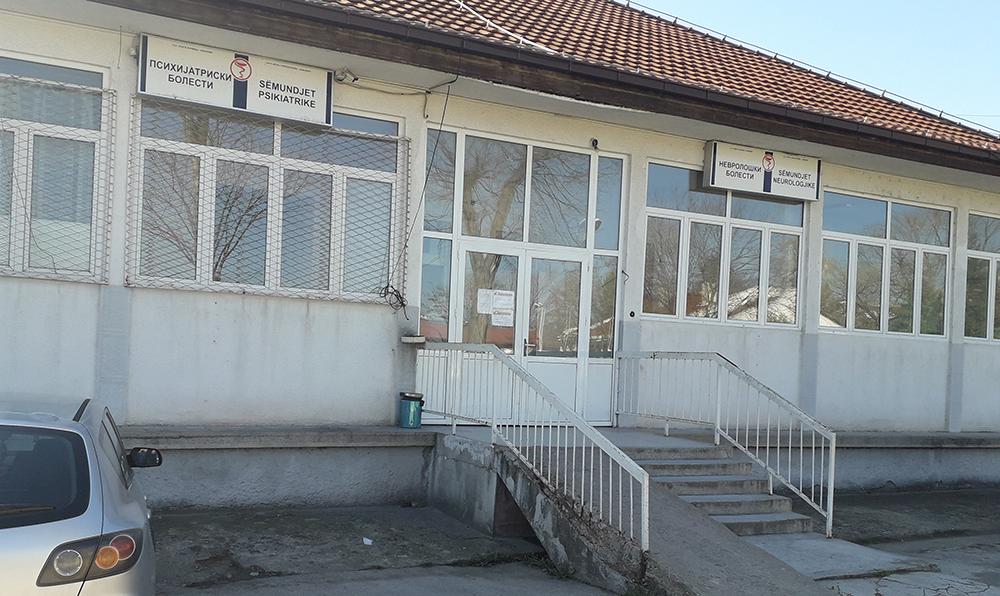 Започна со работа вториот ковид центар во Кумановската болница