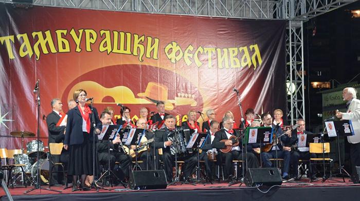 Тамбурашки фестивал по 14 пат во Куманово