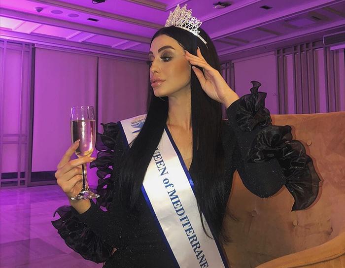 Кумановка најубава девојка на Медитеранот