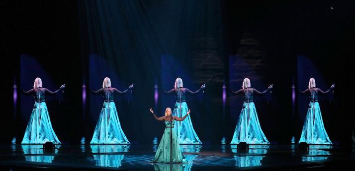 Холандија победи на Евровизија, Тамара на осмо место