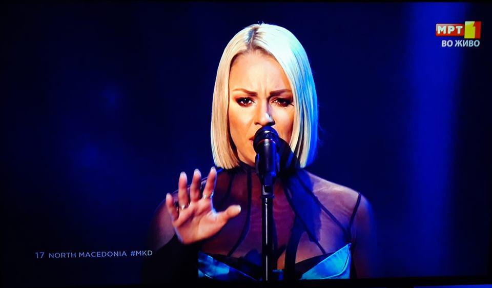 Тамара влезе во финалето на Евровизија