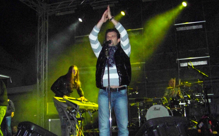 Аца Лукас направи одличен концерт во Куманово