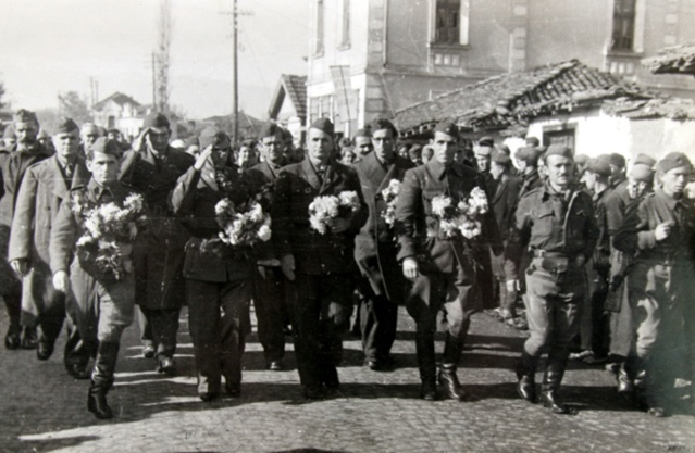 На 11 ноември 1944 година Куманово ја дочека слободата