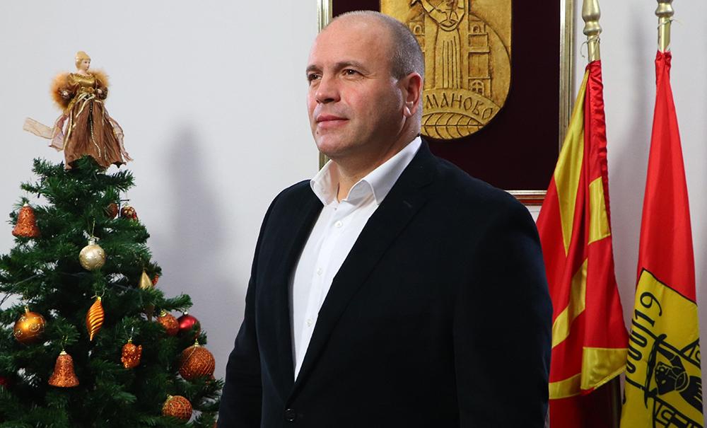 Интервју со градоначалникот Максим Димитриевски